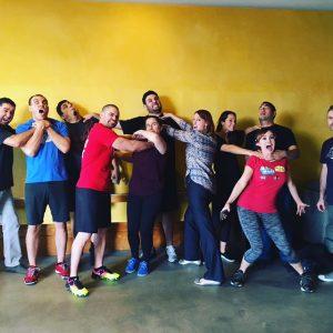 Team Building Sparta Academy