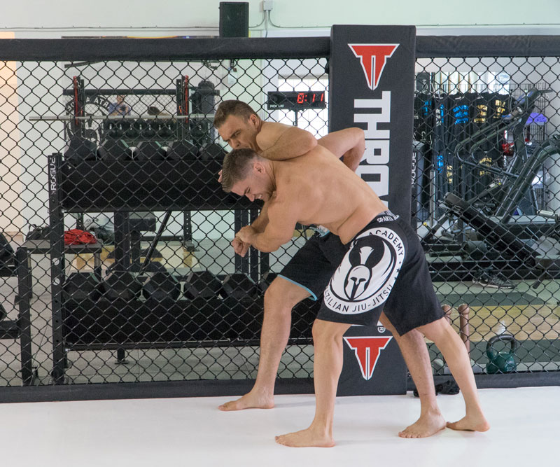 Mma Classes 1 Gym In West La Sparta Academy