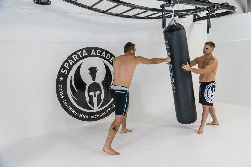 Boxing los angeles cross training mma gym sparta academy for Gimnasio sparta