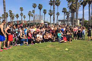 Team Building Seminars & Group Fitness