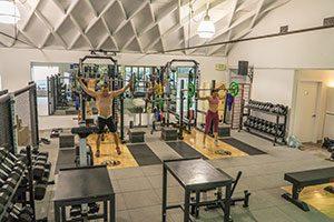 Weightlifting West Los Angeles
